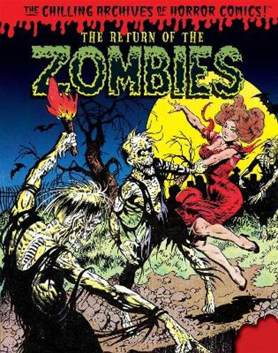The Return Of The Zombies! - Various