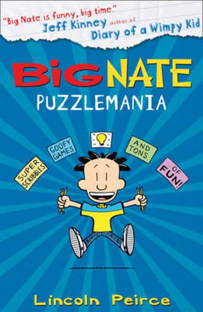 Puzzlemania - Lincoln Peirce