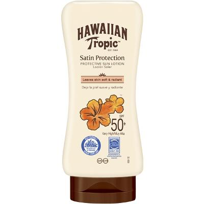 Satin Protection Sun Lotion Spf 50+ - Hawaiian Tropic