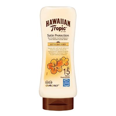 Satin Protection Sun Lotion Spf 15 - Hawaiian Tropic