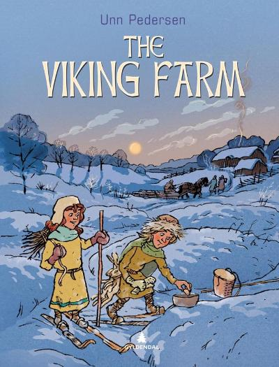 The viking farm - Unn Pedersen