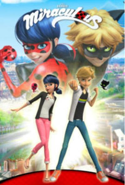 Miraculous: Tales of Ladybug and Cat Noir - ZAG Entertainment