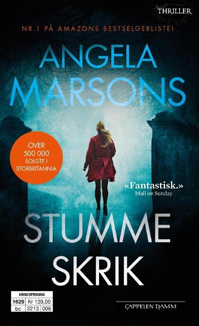 Stumme skrik - Angela Marsons