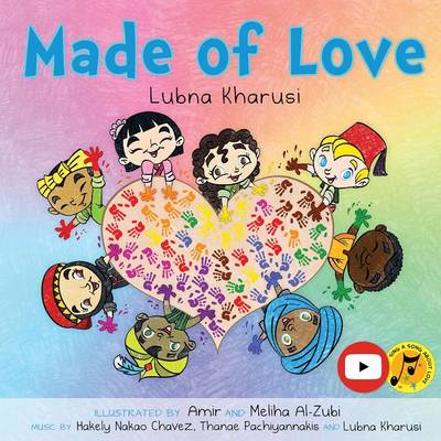 Made of Love - A Song Book - Lubna Kharusi