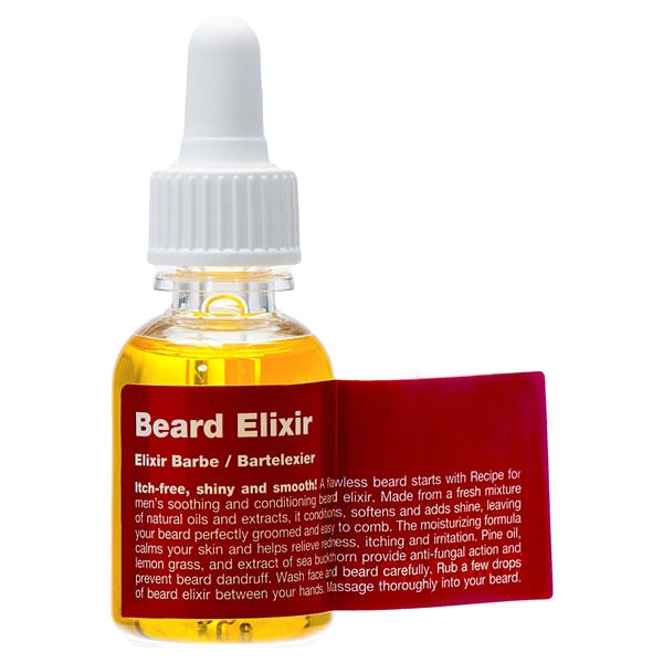 Recipe For Men Beard Elixir - Recipe for Men
