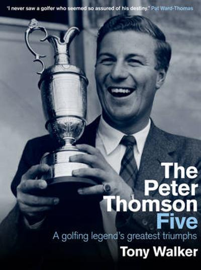 The Peter Thomson Five - Tony Walker