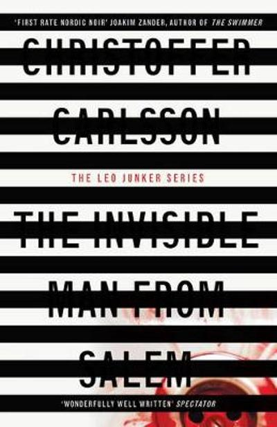 The Invisible Man from Salem - Christoffer Carlsson