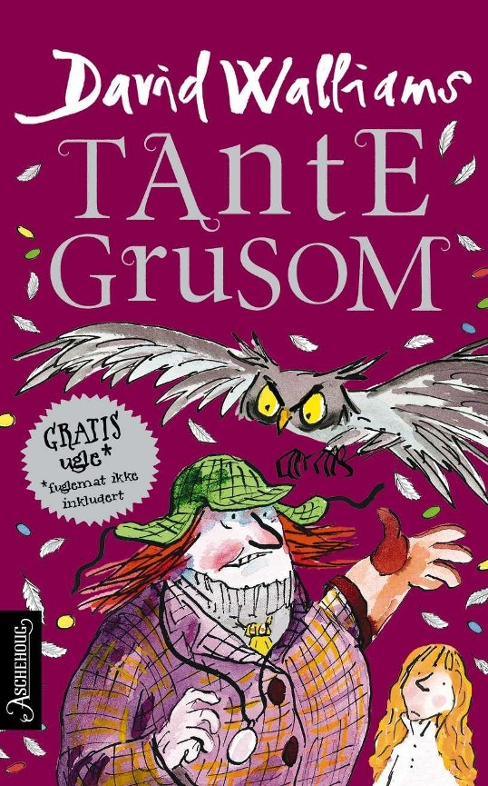 Tante Grusom - David Walliams