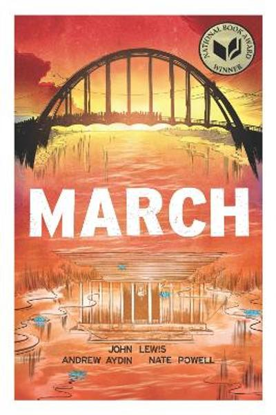 March (Trilogy Slipcase Set) - Andrew Aydin
