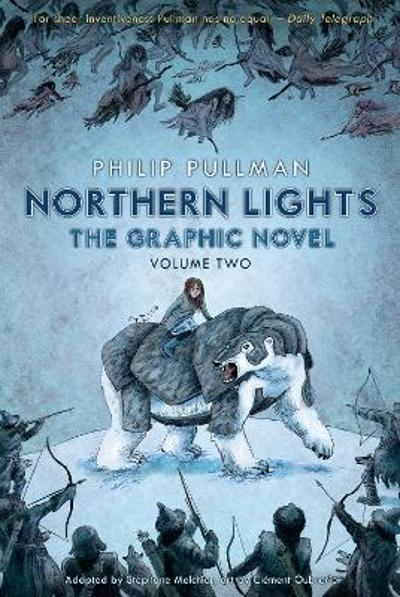 Northern Lights - The Graphic Novel Volume 2 - Philip Pullman