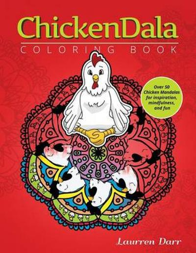 ChickenDala Coloring Book - Laurren Darr