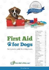 First Aid for Dogs - Emma Hammett