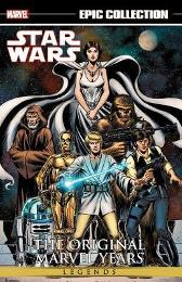 Star Wars Legends Epic Collection: The Original Marvel Years Vol. 1 - Archie Goodwin Roy Thomas Howard Chaykin