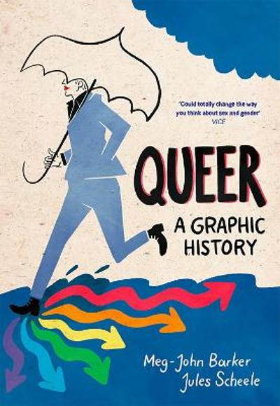 Queer: A Graphic History - Meg-John Barker
