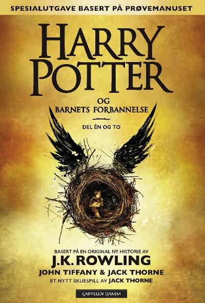 Harry Potter og barnets forbannelse - J.K. Rowling