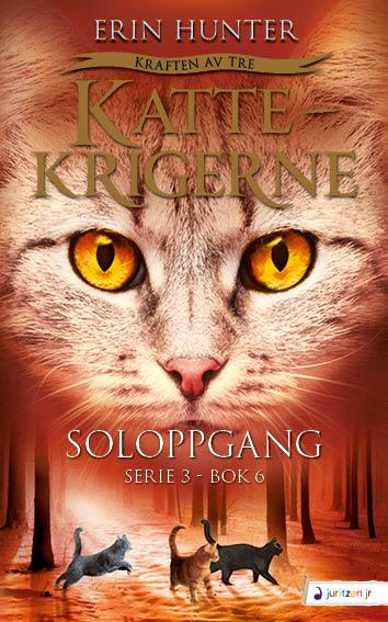 Soloppgang - Erin Hunter