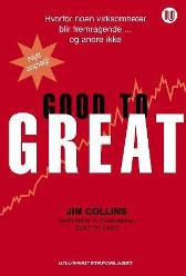 Good to great - Jim Collins Henning Kolstad