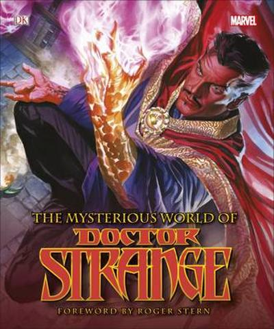 The Mysterious World of Doctor Strange - DK