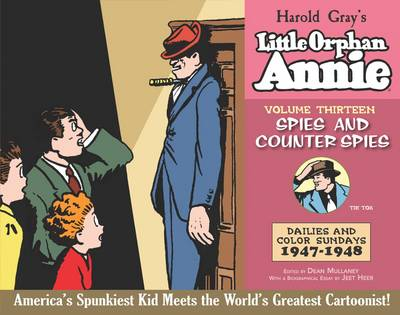 Complete Little Orphan Annie Volume 13 - Harold Gray