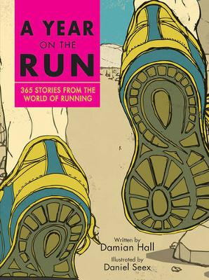 A Year on the Run - Damian Hall