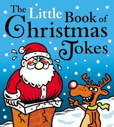 The Little Book of Christmas Jokes - Nigel Baines
