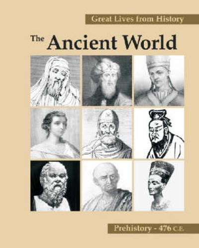 The Ancient World - Rowena Wildin