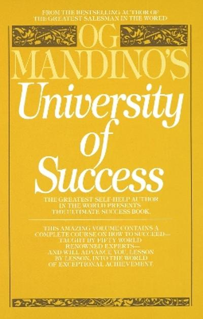 University Of Success - Og Mandino