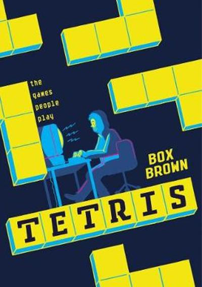 Tetris:The Games People Play - Box Brown