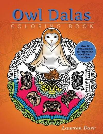 OwlDalas Coloring Book - Laurren Darr