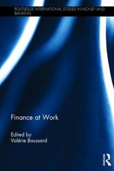 Finance at Work - Valerie Boussard