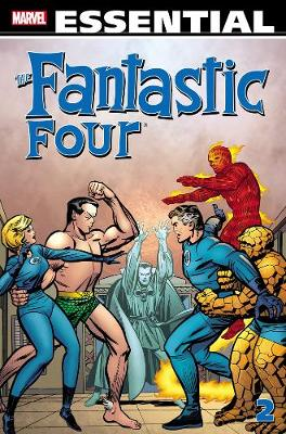 Essential Fantastic Four Volume 2 (all-new Edition) - Stan Lee