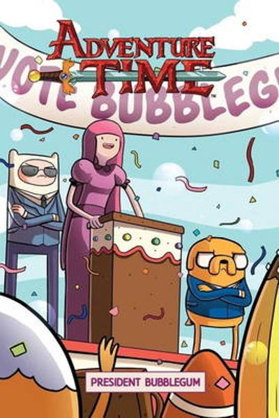 Adventure Time OGN - Josh Trujillo
