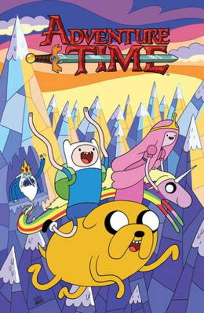 Adventure Time - Titan Comics