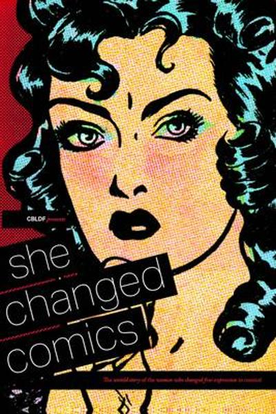 CBLDF Presents: She Changed Comics - Betsy Gomez