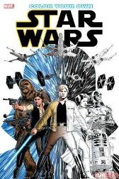 Color Your Own Star Wars - Salvador Larroca John Cassaday Terry Dodson