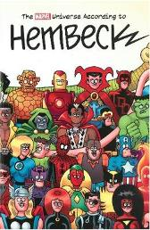 The Marvel Universe According To Fred Hembeck - Bill Mantlo Fred Hembeck