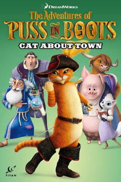 Adventures of Puss in Boots - Chris Cooper