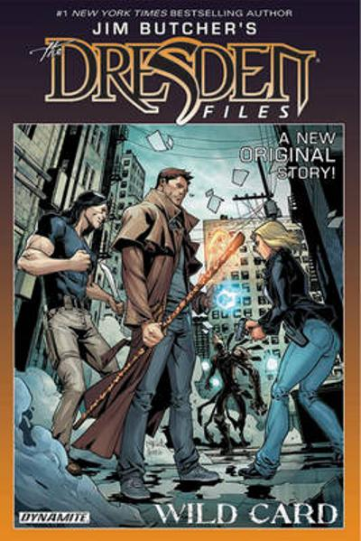Jim Butcher's Dresden Files: Wild Card (Signed Limited Edition) - Jim Butcher