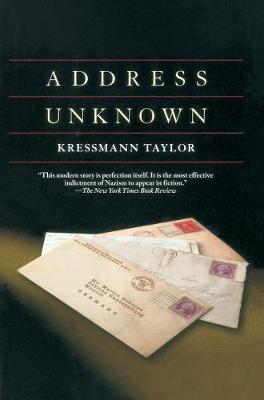 Address Unknown - Kressman Taylor