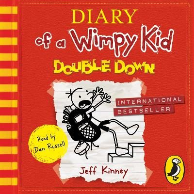Diary of a Wimpy Kid: Double Down (Book 11) - Jeff Kinney