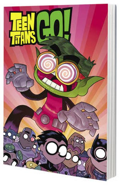 Teen Titans Go! Bring It On - J. Torres