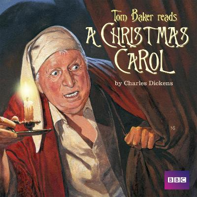 Tom Baker Reads A Christmas Carol - Charles Dickens
