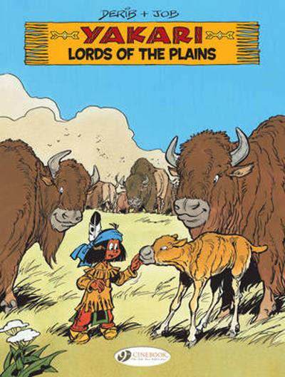 "Yakari Vol.14: Lords of the Plains - ""Job"""