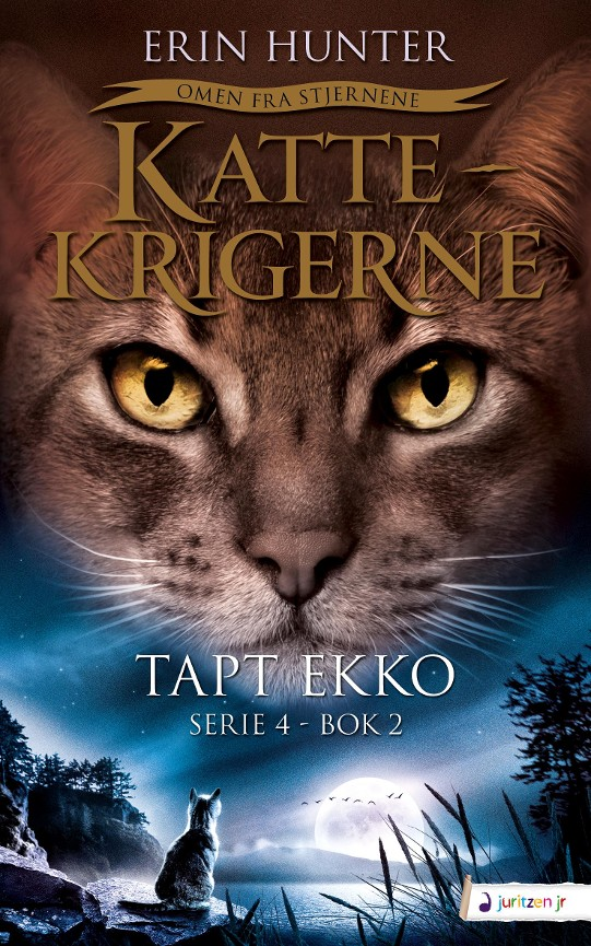 Tapt ekko - Erin Hunter