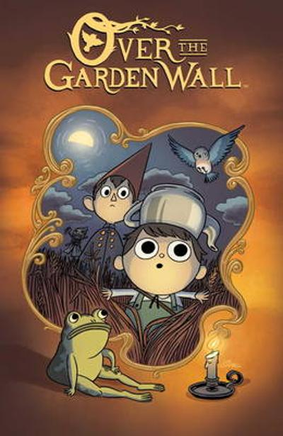 Over the Garden Wall - Pat McHale