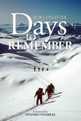 Days to Remember - Rob Collister