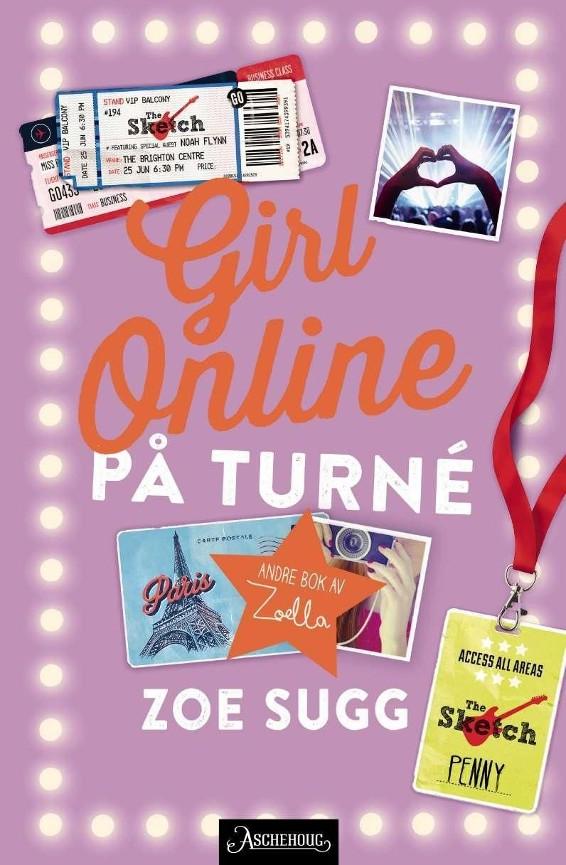 Girl online Zoe Sugg E bok (9788203262234) » Bokklubben