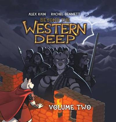 Beyond the Western Deep Volume 2 - Alex Kain
