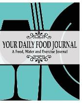 Your Daily Food Journal Pages - Peter James