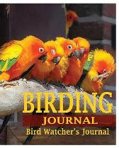 Birding Journal - Peter James